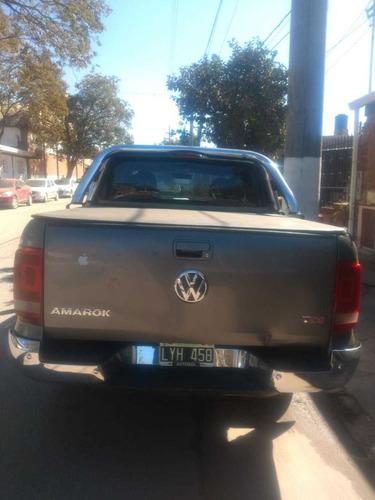 volkswagen amarok 2.0 cd tdi 180cv 4x2 trendline b33 2012