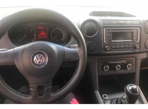 volkswagen amarok 2.0 cd tdi 180cv 4x2 trendline b33 2013