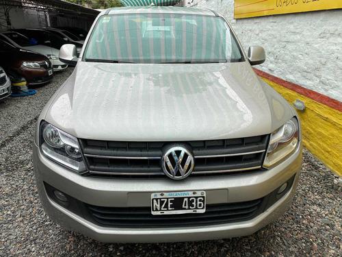 volkswagen amarok 2.0 cd tdi 180cv 4x2 trendline b33 2014