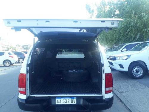 volkswagen amarok 2.0 cd tdi 180cv 4x2 trendline b33 2016
