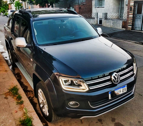 volkswagen amarok 2.0 cd tdi 180cv 4x2 ultimate 2017