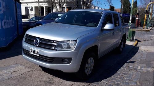 volkswagen amarok 2.0 cd tdi 180cv 4x4 at 2014