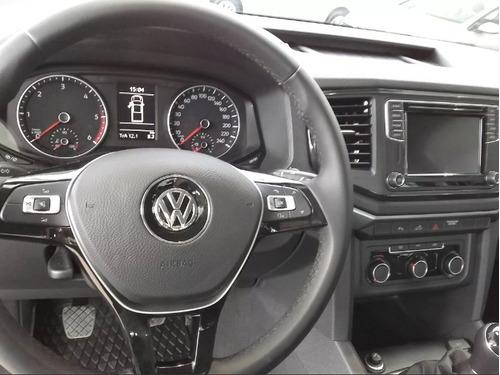 volkswagen amarok 2.0 cd tdi 180cv 4x4 comfortline 0km 2020