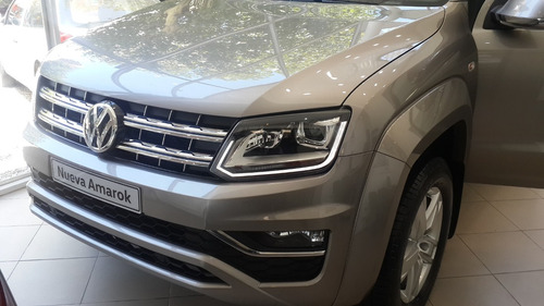 volkswagen amarok 2.0 cd tdi 180cv 4x4 highline 0km 2020