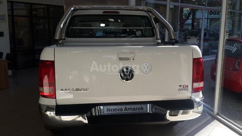 volkswagen amarok 2.0 cd tdi 180cv 4x4 highline at 6