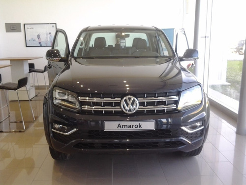 volkswagen amarok 2.0 cd tdi 180cv 4x4 highline at 7