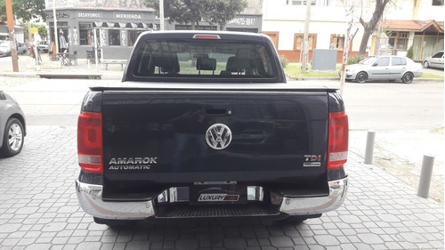 volkswagen amarok 2.0 cd tdi 180cv 4x4 highline automatica