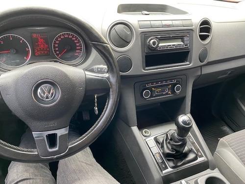 volkswagen amarok 2.0 cd tdi 180cv 4x4 highline facturo iva