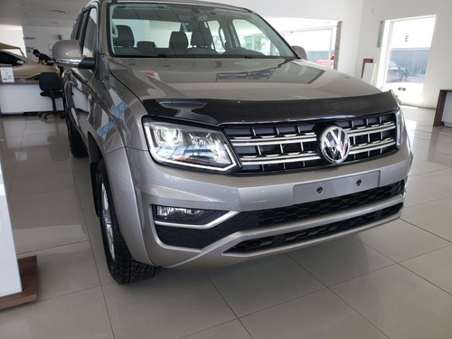 volkswagen amarok 2.0 cd tdi 180cv 4x4 highline manual