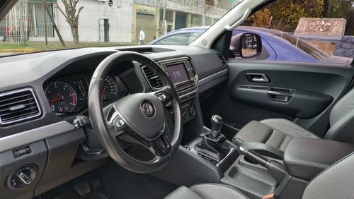 volkswagen amarok 2.0 cd tdi 180cv 4x4 highline pack 2017