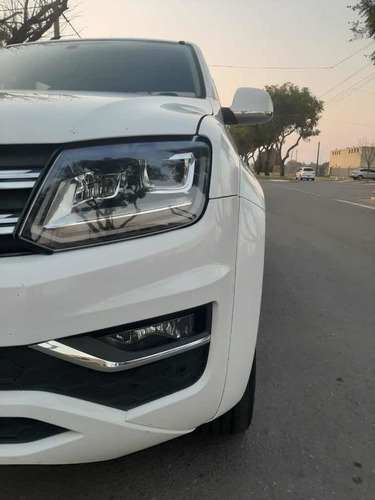 volkswagen amarok 2.0 cd tdi 180cv 4x4 highline pack 2017