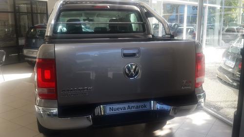 volkswagen amarok 2.0 cd tdi 180cv 4x4 highline pack 2019 2