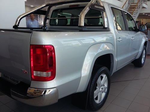 volkswagen amarok 2.0 cd tdi 180cv 4x4 highline pack