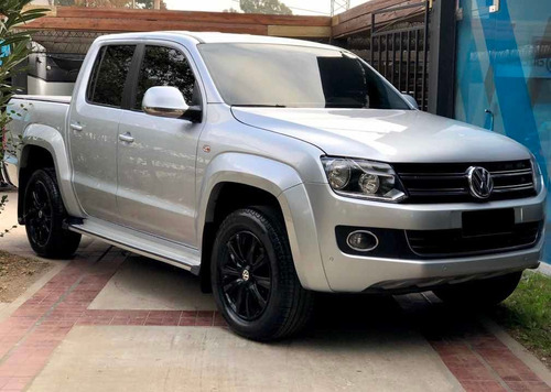 volkswagen amarok 2.0 cd tdi 180cv 4x4 highline pack at 2016