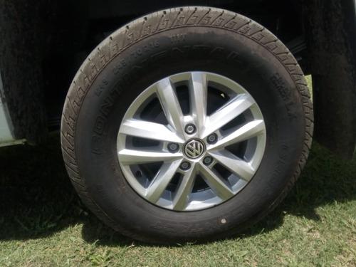 volkswagen amarok 2.0 cd tdi 180cv 4x4 trendline 2020