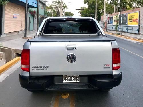 volkswagen amarok 2.0 cd tdi 180cv 4x4 trendline at 2014