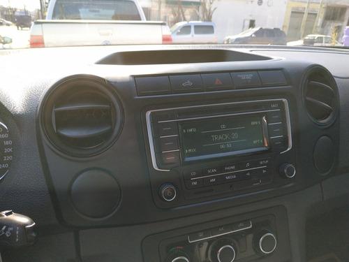 volkswagen amarok 2.0 cd tdi 180cv 4x4 trendline at 2016