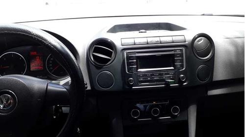 volkswagen amarok 2.0 cd tdi 180cv 4x4 trendline b34 2014