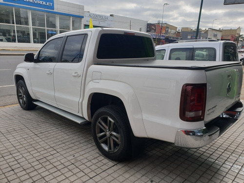 volkswagen amarok 2.0 cd tdi 180cv 4x4 ultimate at 2016