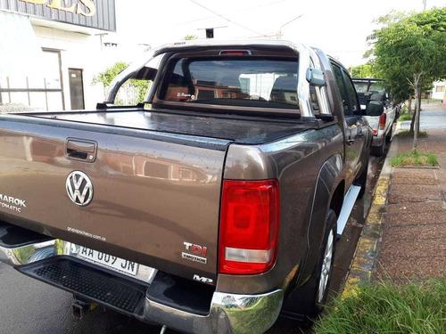 volkswagen amarok 2.0 cd tdi 180cv 4x4 ultimate at 2016