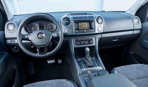 volkswagen amarok 2.0 cd tdi 180cv 4x4 ultimate at 2017
