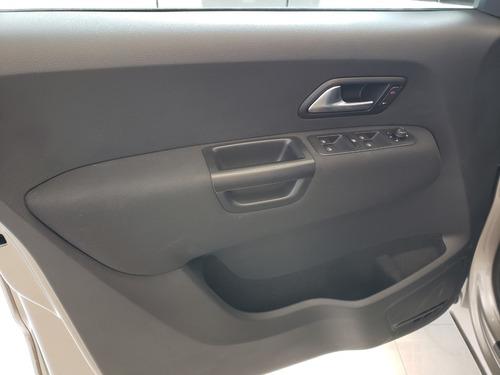 volkswagen amarok 2.0 cd tdi 180cv comfortline 0 km 2019 2