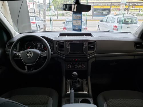 volkswagen amarok 2.0 cd tdi 180cv comfortline 0 km 2019 5