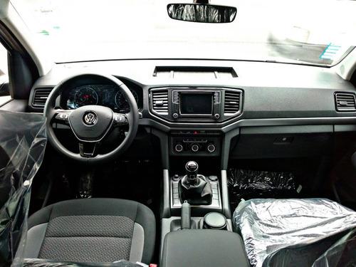 volkswagen amarok 2.0 cd tdi 180cv comfortline 0 km my 18 16
