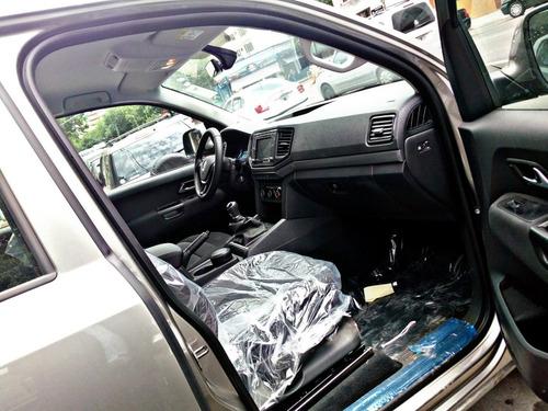 volkswagen amarok 2.0 cd tdi 180cv comfortline 0 km my 18 19