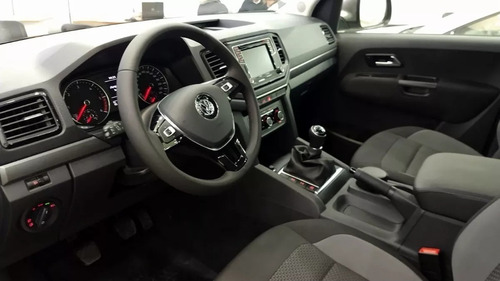 volkswagen amarok 2.0 cd tdi 180cv comfortline 0km aut alra