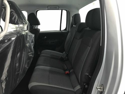 volkswagen amarok 2.0 cd tdi 180cv comfortline 2018