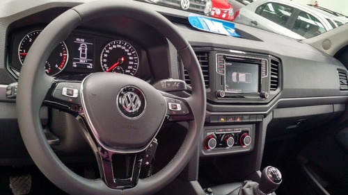 volkswagen amarok 2.0 cd tdi 180cv comfortline 2019 4x2 0km