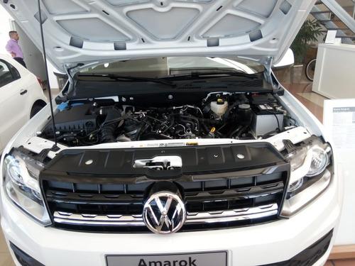 volkswagen amarok 2.0 cd tdi 180cv comfortline 4x2 aut 2020
