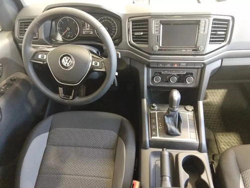 volkswagen amarok 2.0 cd tdi 180cv comfortline 4x2 aut. 4
