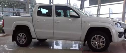 volkswagen amarok 2.0 cd tdi 180cv comfortline 4x2 aut. 6