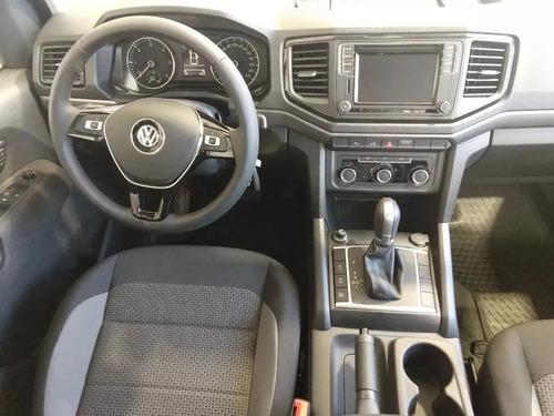 volkswagen amarok 2.0 cd tdi 180cv comfortline 4x2 aut. 9
