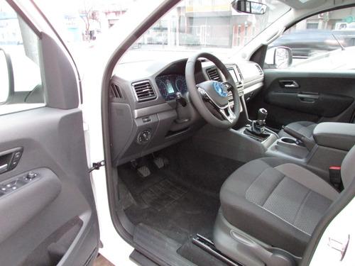 volkswagen amarok 2.0 cd tdi 180cv comfortline 4x2 dc a2