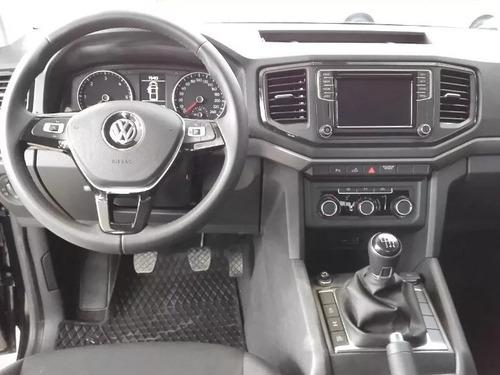 volkswagen amarok 2.0 cd tdi 180cv comfortline 4x2 manual 2