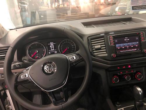 volkswagen amarok 2.0 cd tdi 180cv comfortline 4x2 vw 0km
