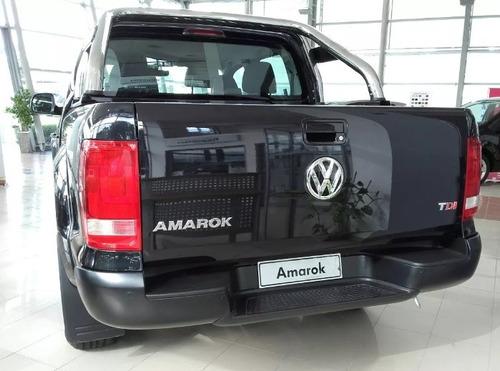 volkswagen amarok 2.0 cd tdi 180cv comfortline 4x4 0 km 4