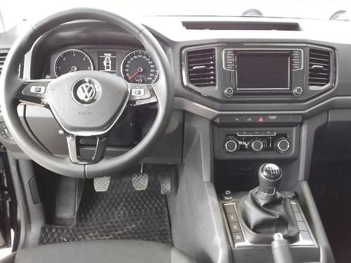 volkswagen amarok 2.0 cd tdi 180cv comfortline 4x4 8