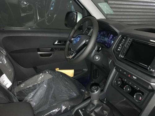 volkswagen amarok 2.0 cd tdi 180cv comfortline 4x4 manual