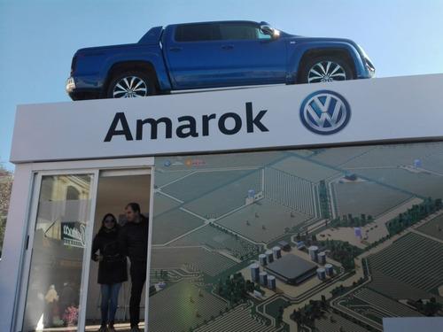 volkswagen amarok 2.0 cd tdi 180cv comfortline 4x4 mt fm