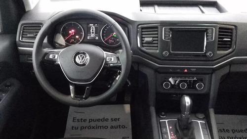 volkswagen amarok 2.0 cd tdi 180cv comfortline at 0km 2019
