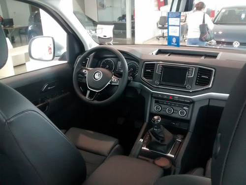 volkswagen amarok 2.0 cd tdi 180cv comfortline at 4x2