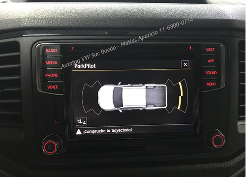 volkswagen amarok 2.0 cd tdi 180cv comfortline at #a2