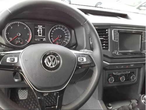 volkswagen amarok 2.0 cd tdi 180cv comfortline automatica 6