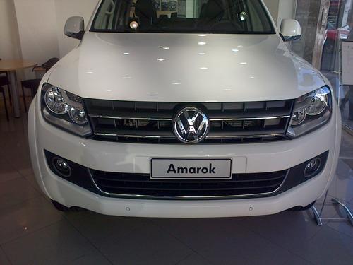 volkswagen amarok 2.0 cd tdi 180cv confort at-4x2
