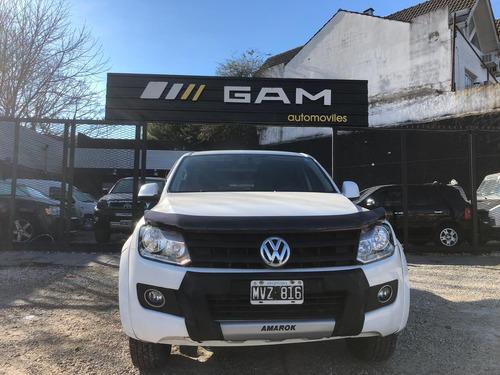 volkswagen amarok 2.0 cd tdi 180cv - financiación exclusiva