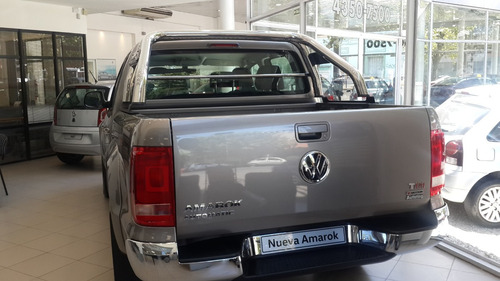 volkswagen amarok 2.0 cd tdi 180cv highline 4x2 2